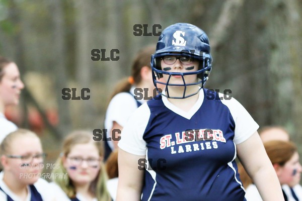 SLC GIRLS MODIFIED SOFTBALL 5/9/2018 POTSDAM