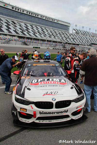 GS-BimmerWorld Racing BMW M4 GT4