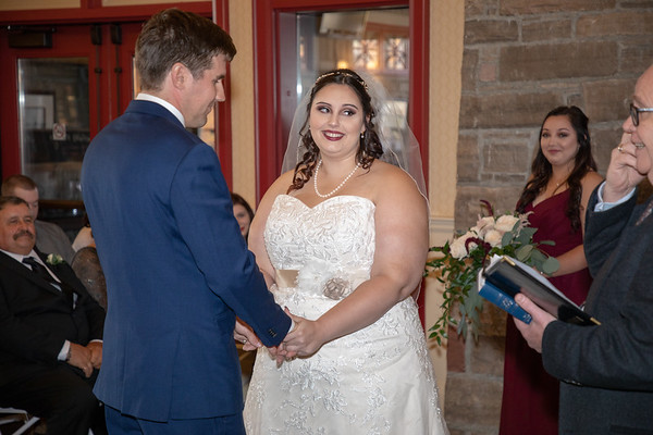CassieJustin Wedding Oct 13 2018