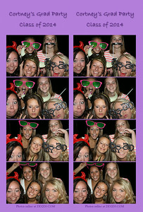 Cortney's Grad Party