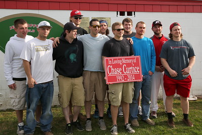 5/1/2015 - Chase Curtice Dedication Ceremony