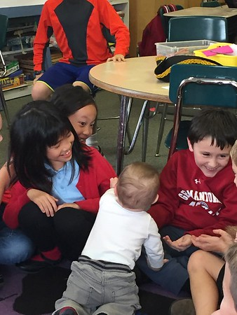 3D's Class Baby Visits
