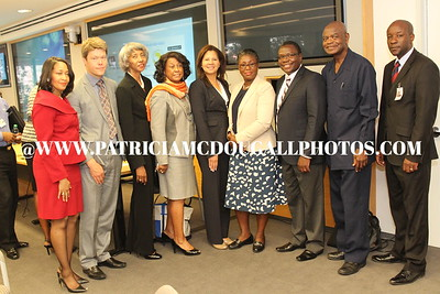 World Bank - 2015 CFA'S RONALD H. BROWN AFFAIRS SERIES STAKEHOLDERS' Forum