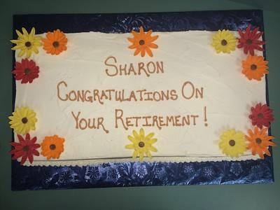 Sharon Fuller Retirement