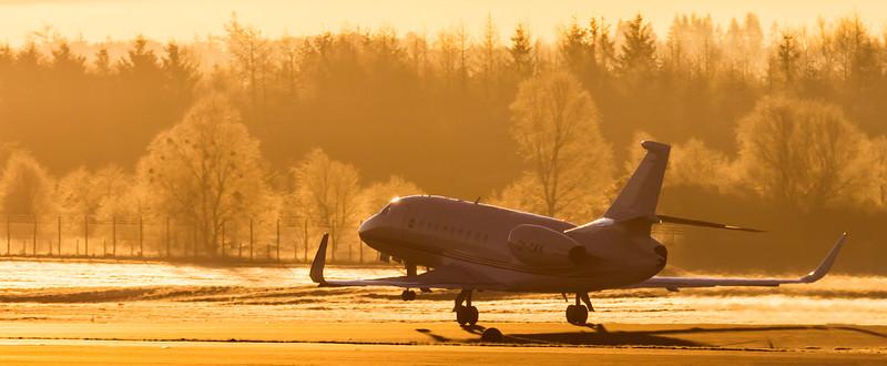 OY-CKK - Dassault Falcon 2000LX