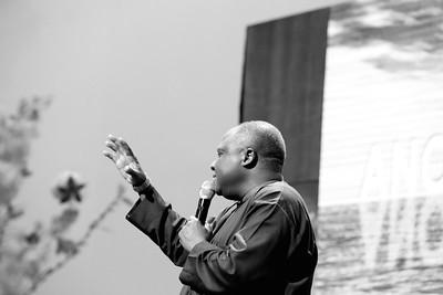 Anointing Service - 4.7.2014  Rev George Adegboye