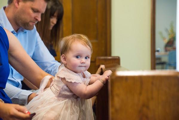Charlottes Christening