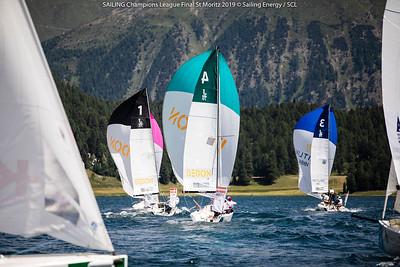 Final St. Moritz  - Social Media