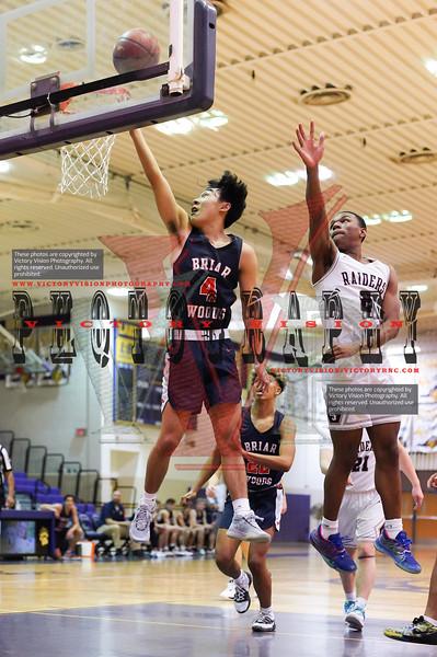 SWJ vs. Briar Woods Boys Varsity Basketball 12-28-19 | Glory Days Grill