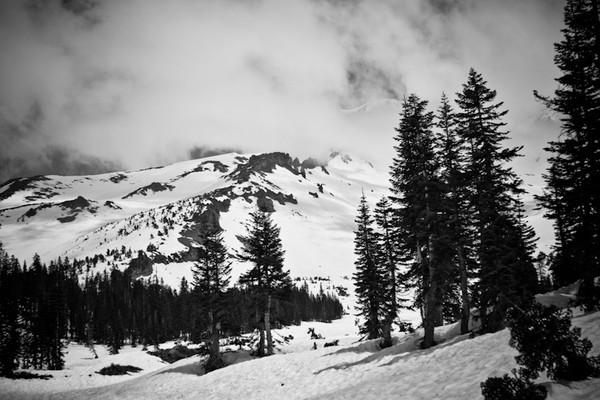 Ascent of Mount Shasta 2010
