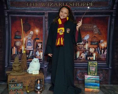 Kaylin Harry Potter 2019