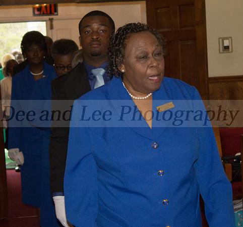Church Usher Event