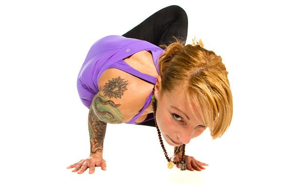 Vanessa Yoga Shoot