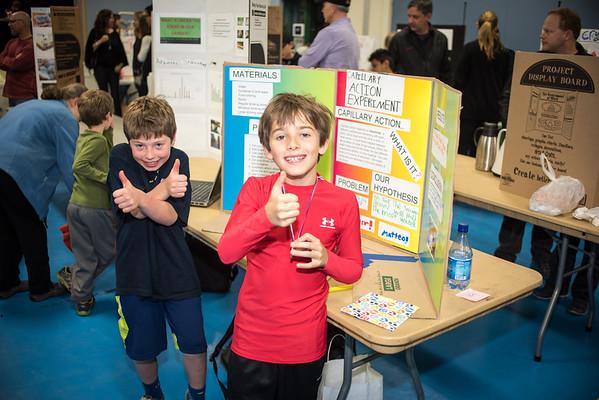 Tam Valley Science Fair 2015
