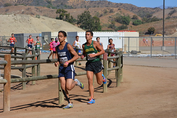 2017 Mt. SAC Boys D1 Freshman Race 43