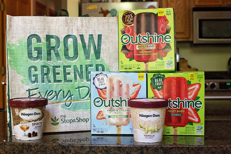 Nestle and Haagen-Dazs products from Stop & Shop