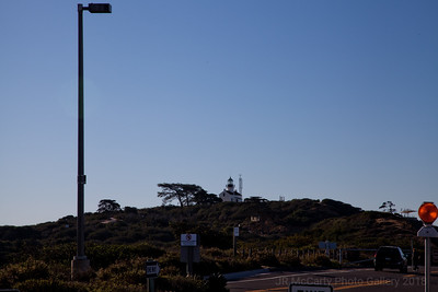 Cabrillo and Lighthouse