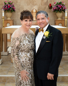 50th Anniversary Vow Renewal of Ruth & Guillermo