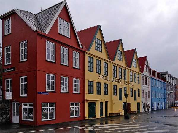 Tórshavn, Fær Øer