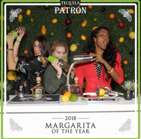 PATRON MARGARITA OF THE YEAR 2018 LOS ANGELES