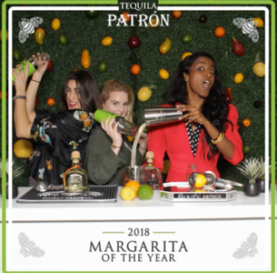 PATRON MARGARITA OF THE YEAR 2018 LOS ANGELES