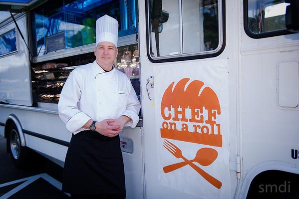 Trey Patt: Chef on a Roll