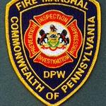 Pennsylvania Fire Marshal