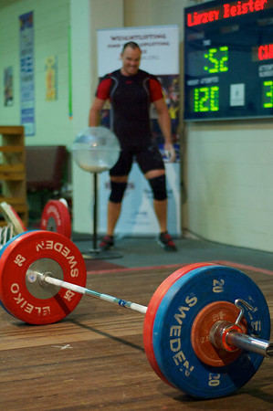 QWA Olympic Weightlifting League Final 2012