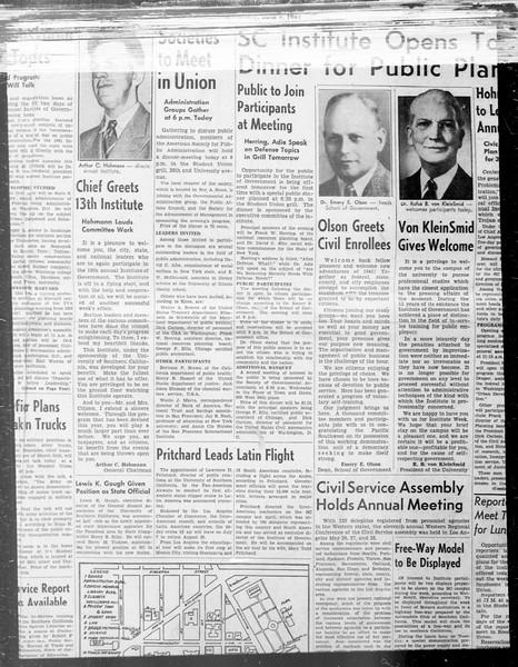 Daily Trojan, Vol. 33, No. 1, June 09, 1941