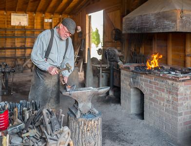Blacksmith Shop at Rock Ledge Ranch - Colorado Springs