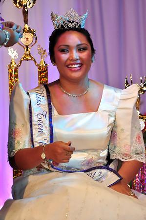 Miss Teen Maui Filipina