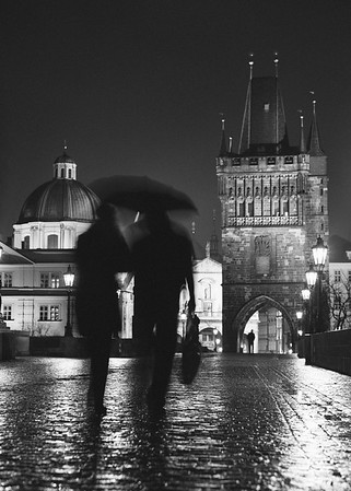 Cold, Wet and Magical - Prague in December
