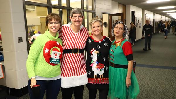 Christmas Sweaters KCHS 12/14/18