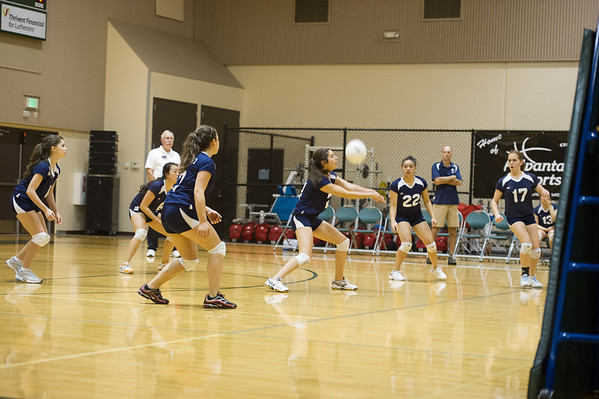 Sharks Volleyball Tournament 2012