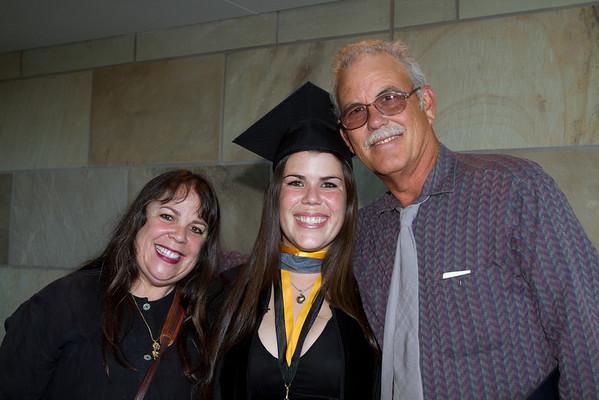 Erin McCarty UC Davis DVM Graduation 6/11/10