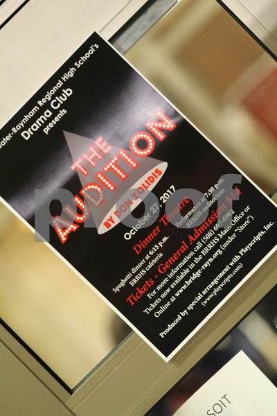 "B-R Drama ""The Audition"""
