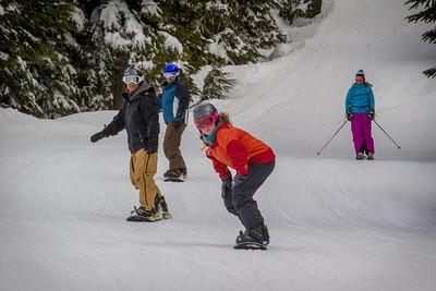 Camp Koru 11 Snow - Lucky's Photos
