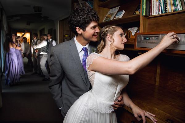 Emily and Andrew   Flagstaff  Arboretum Wedding