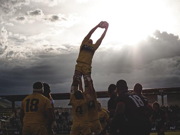 2019 / Utah Warriors X Houston Sabercats