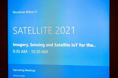 Imagery, Sensing, and Satellite loT