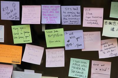 Remembering Steve Jobs in San Francisco
