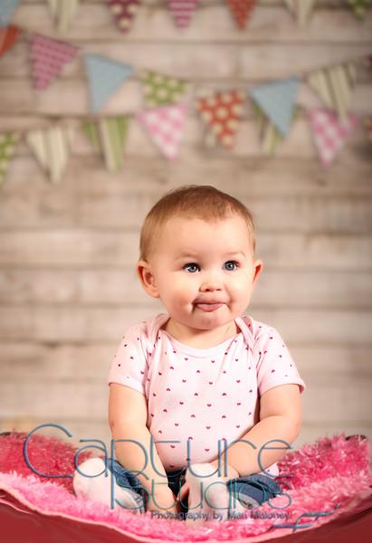 Sophia 9 Months