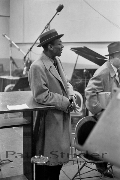 Louis Armstrong recording sessions 68