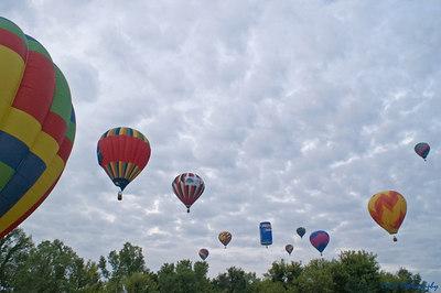 Lighter than Air - Balloon Fair 2006