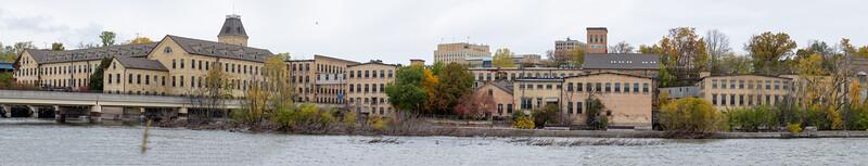 Scenery panoramas