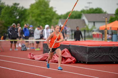 Missouri Class 3 & 4 Sectioanl Track Meet