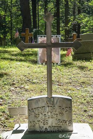 Doodletown Cemeteries 2015