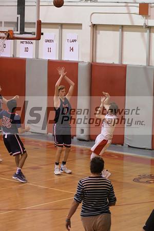 JV Basketball 2.4.18