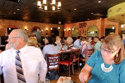 My Retirement Luncheon, July 2017