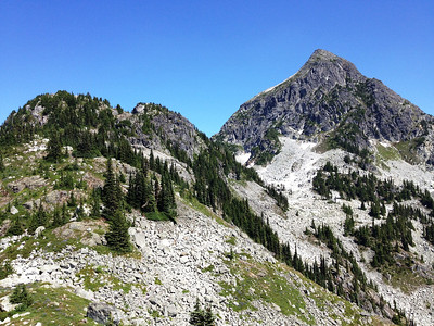 Williams Peak - August 11 2012